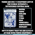 Countries-without-Rothchild-Central-Bank